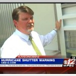 Attorney Glenn Williams TV Interview re: Hurricane Storm Shutters Life Safety Dangers Petition